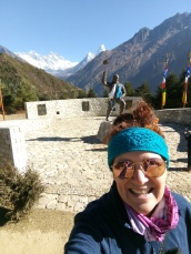 Trekking to Gokyo in Everest Region